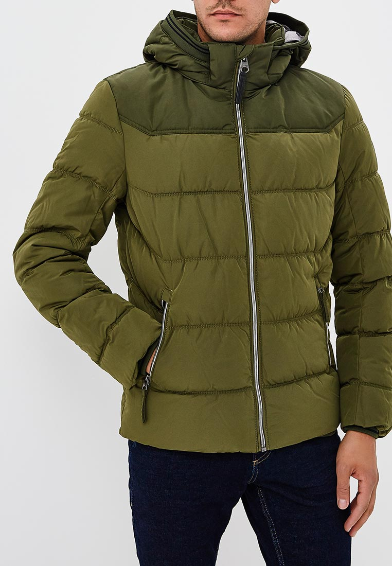 Утепленная куртка Tom Tailor (Том Тейлор) 3555323.00.10