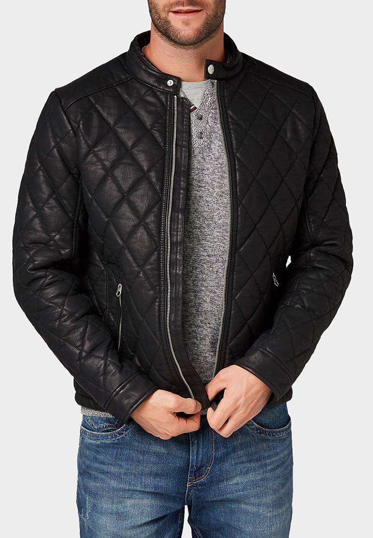 Кожаная куртка Tom Tailor (Том Тейлор) 3555328.00.10