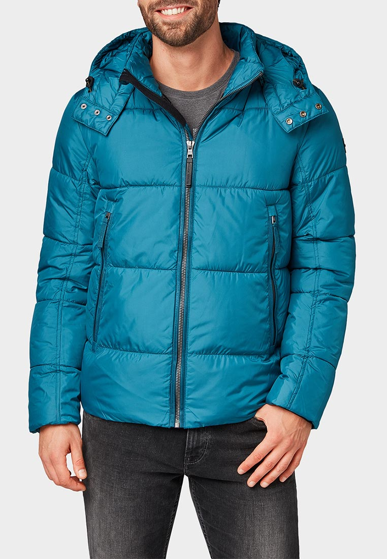 Утепленная куртка Tom Tailor (Том Тейлор) 3555313.00.10