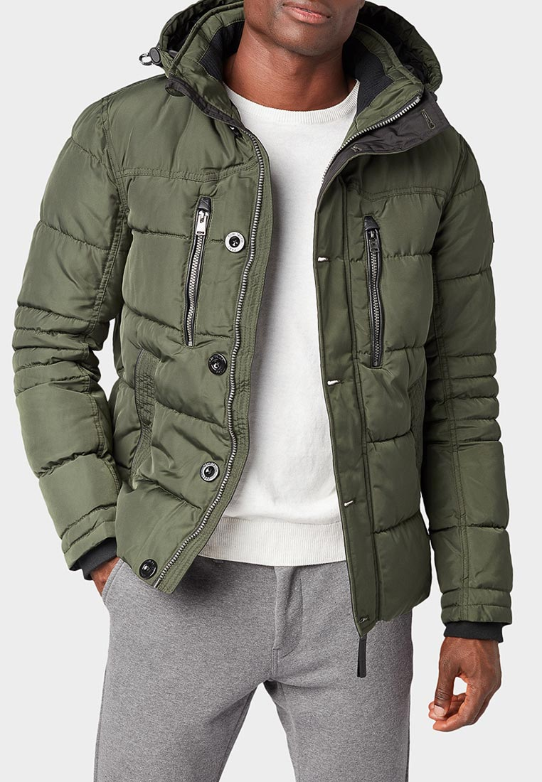 Утепленная куртка Tom Tailor (Том Тейлор) 3555335.00.10