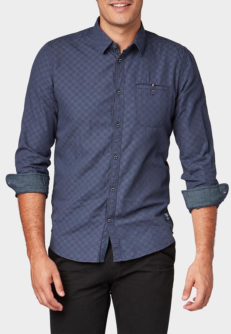 Рубашка с длинным рукавом Tom Tailor (Том Тейлор) 1004782