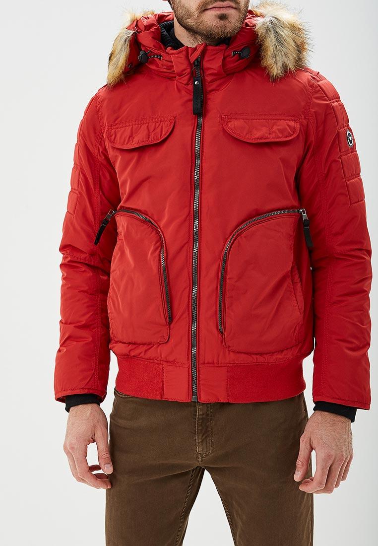 Утепленная куртка Tom Tailor (Том Тейлор) 3555324.00.10