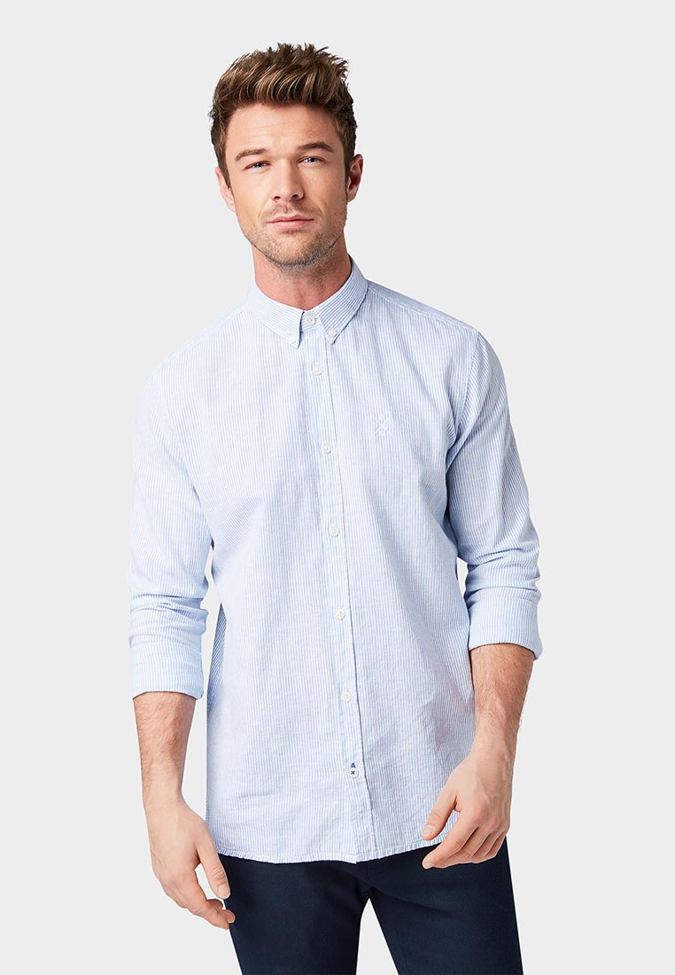 Рубашка с длинным рукавом Tom Tailor (Том Тейлор) 1008935