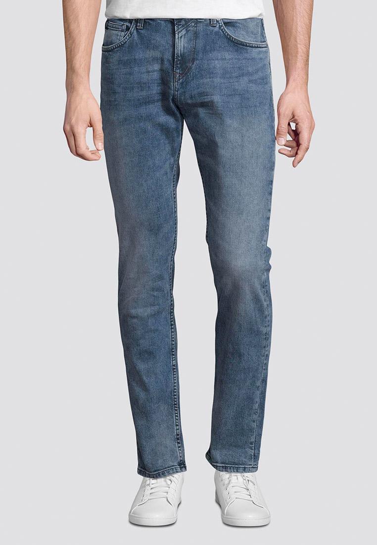 Зауженные джинсы Tom Tailor Denim 1008446: изображение 1