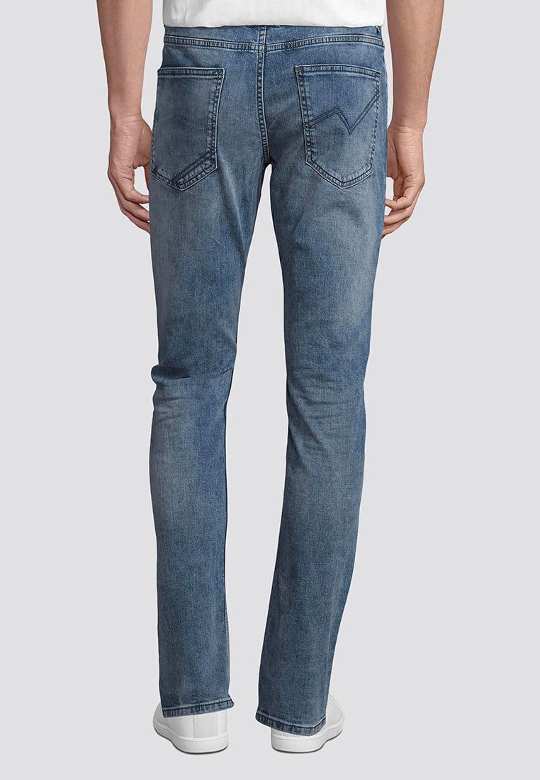 Зауженные джинсы Tom Tailor Denim 1008446: изображение 2