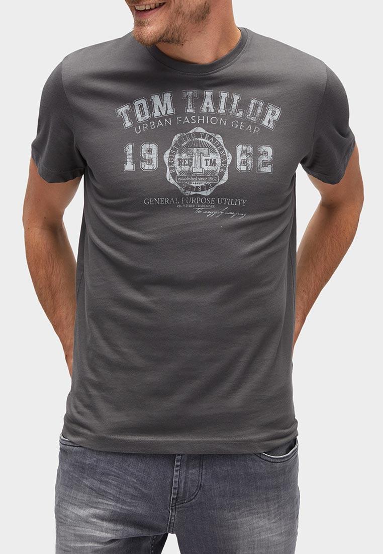 Футболка с коротким рукавом Tom Tailor (Том Тейлор) 10235490910