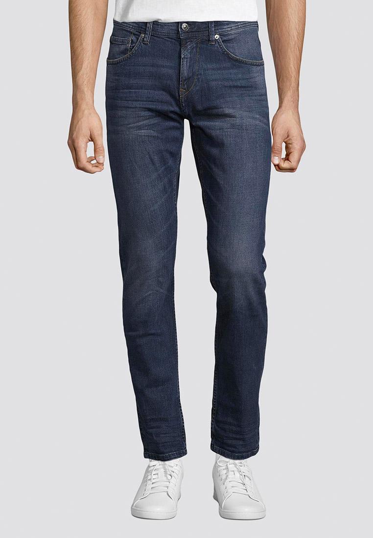 Зауженные джинсы Tom Tailor Denim 1008446: изображение 4