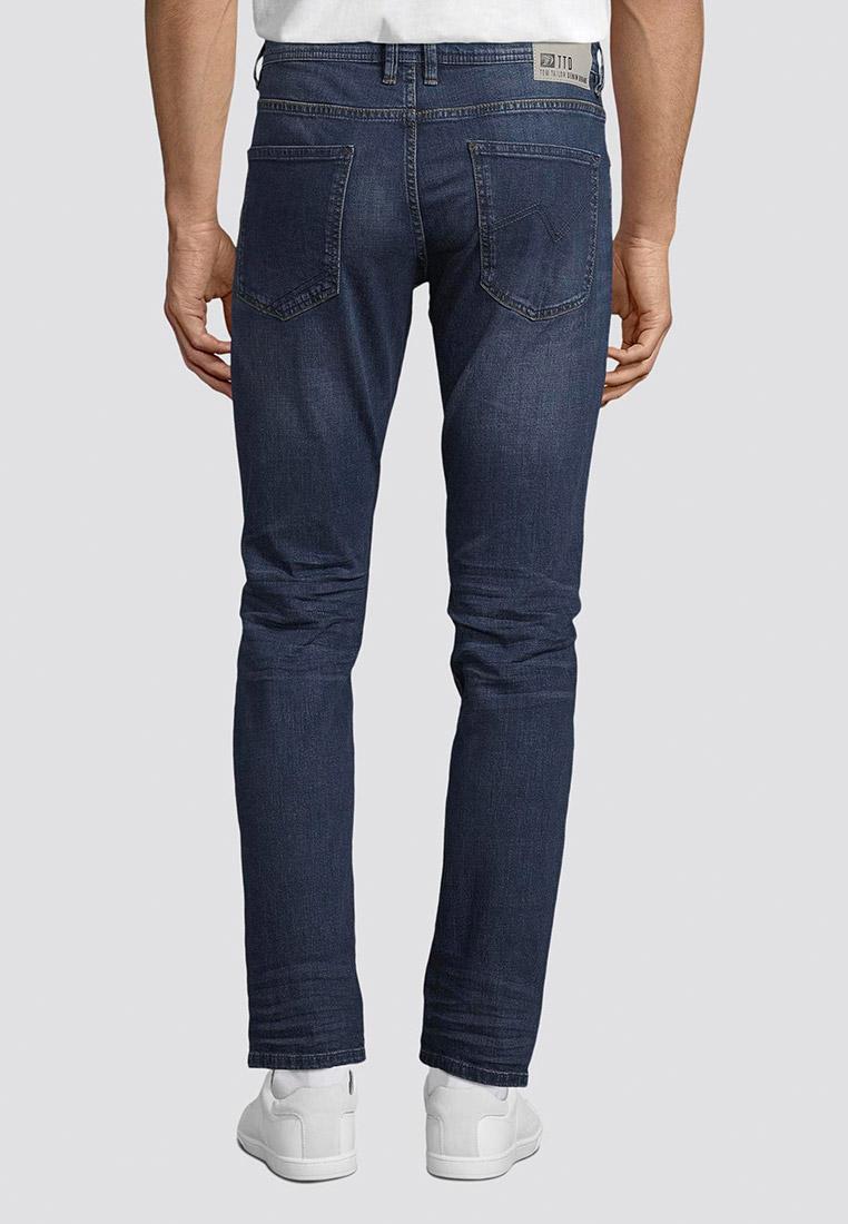 Зауженные джинсы Tom Tailor Denim 1008446: изображение 5