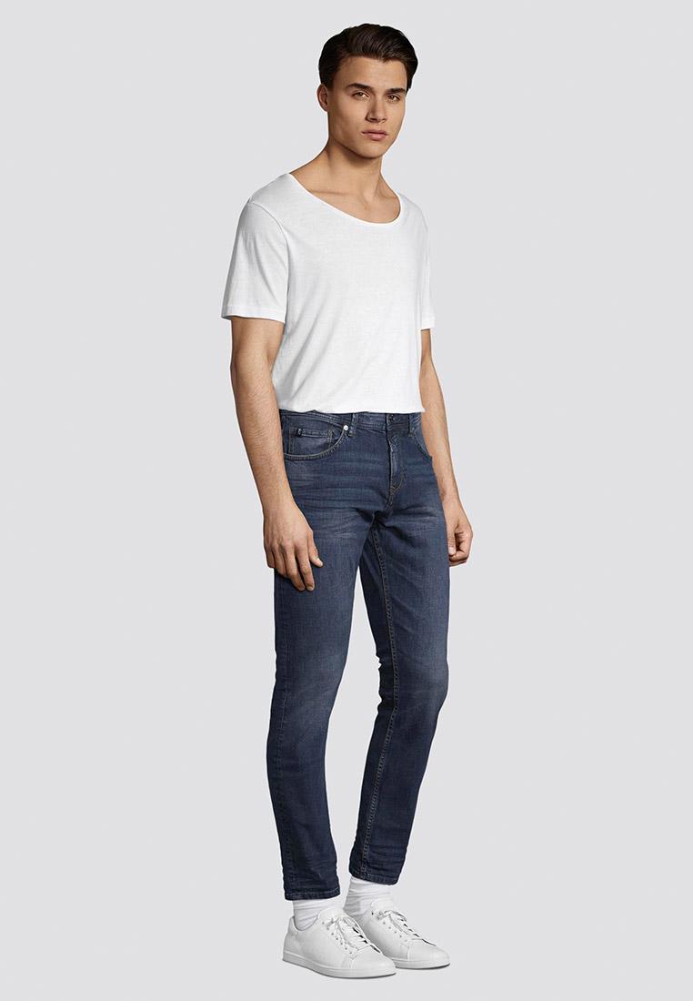 Зауженные джинсы Tom Tailor Denim 1008446: изображение 6