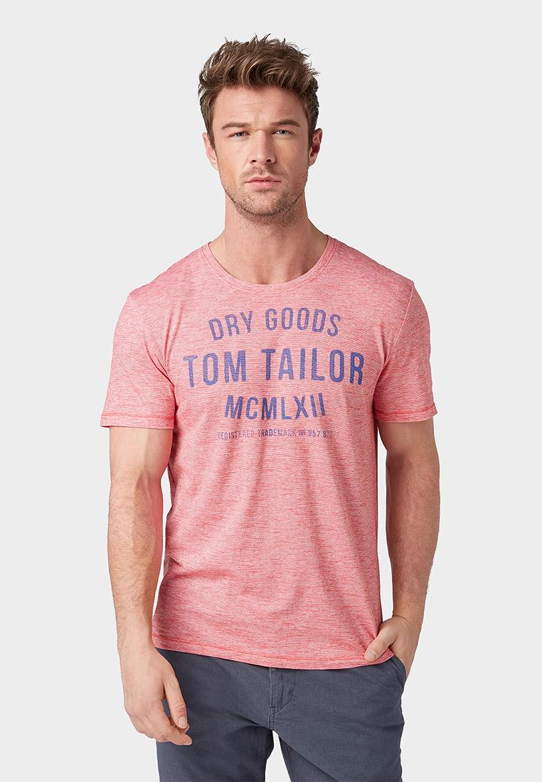 Футболка с коротким рукавом Tom Tailor (Том Тейлор) 1008640