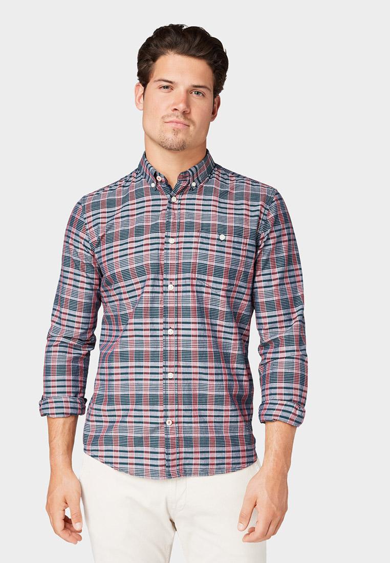 Рубашка с длинным рукавом Tom Tailor (Том Тейлор) 1012823
