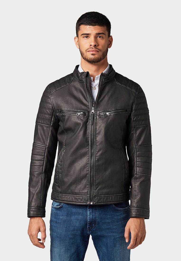 Кожаная куртка Tom Tailor (Том Тейлор) 1012096