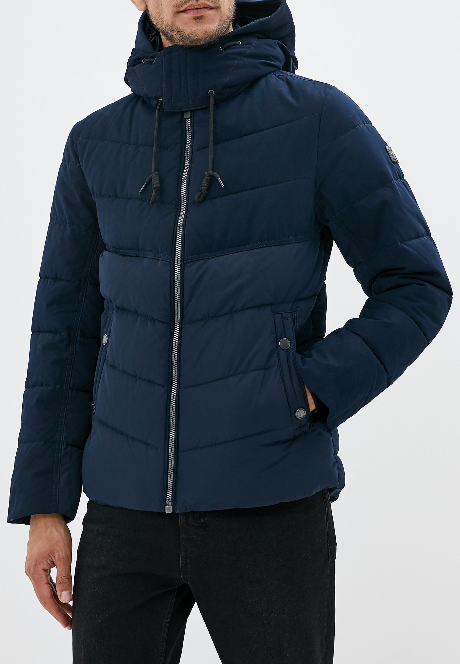 Утепленная куртка Tom Tailor (Том Тейлор) 1012104