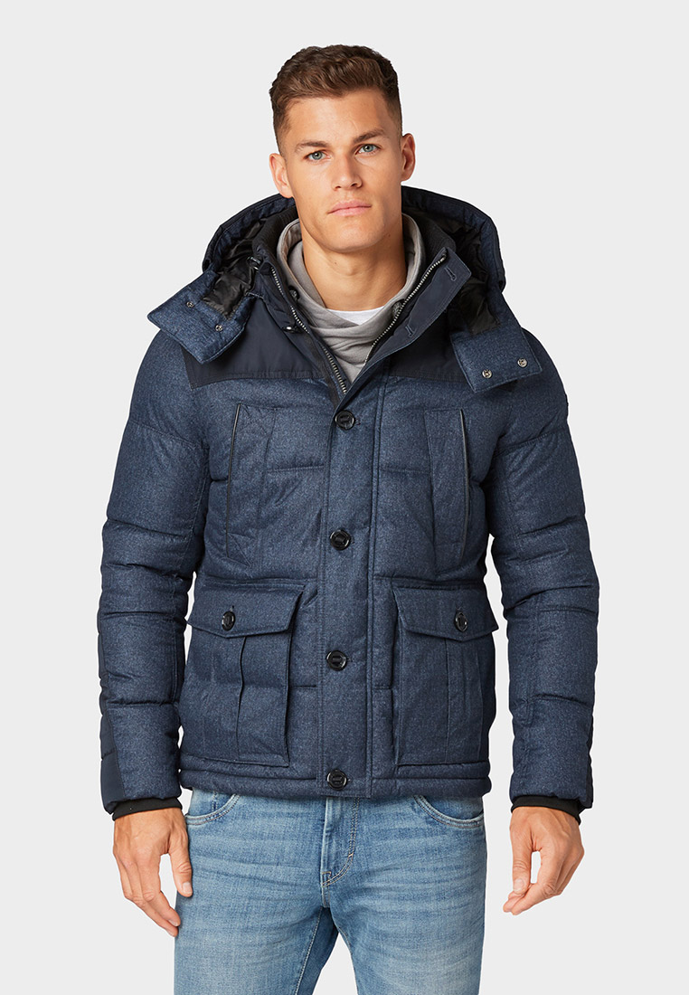 Утепленная куртка Tom Tailor (Том Тейлор) 1012120
