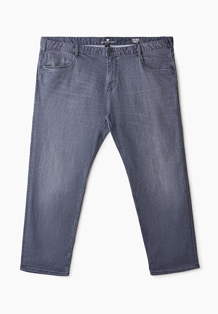 Мужские прямые джинсы Tom Tailor (Том Тейлор) 1015903