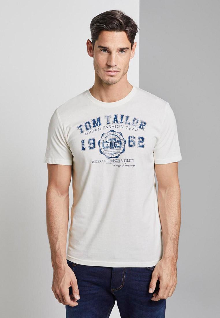 Футболка с коротким рукавом Tom Tailor (Том Тейлор) 1008637