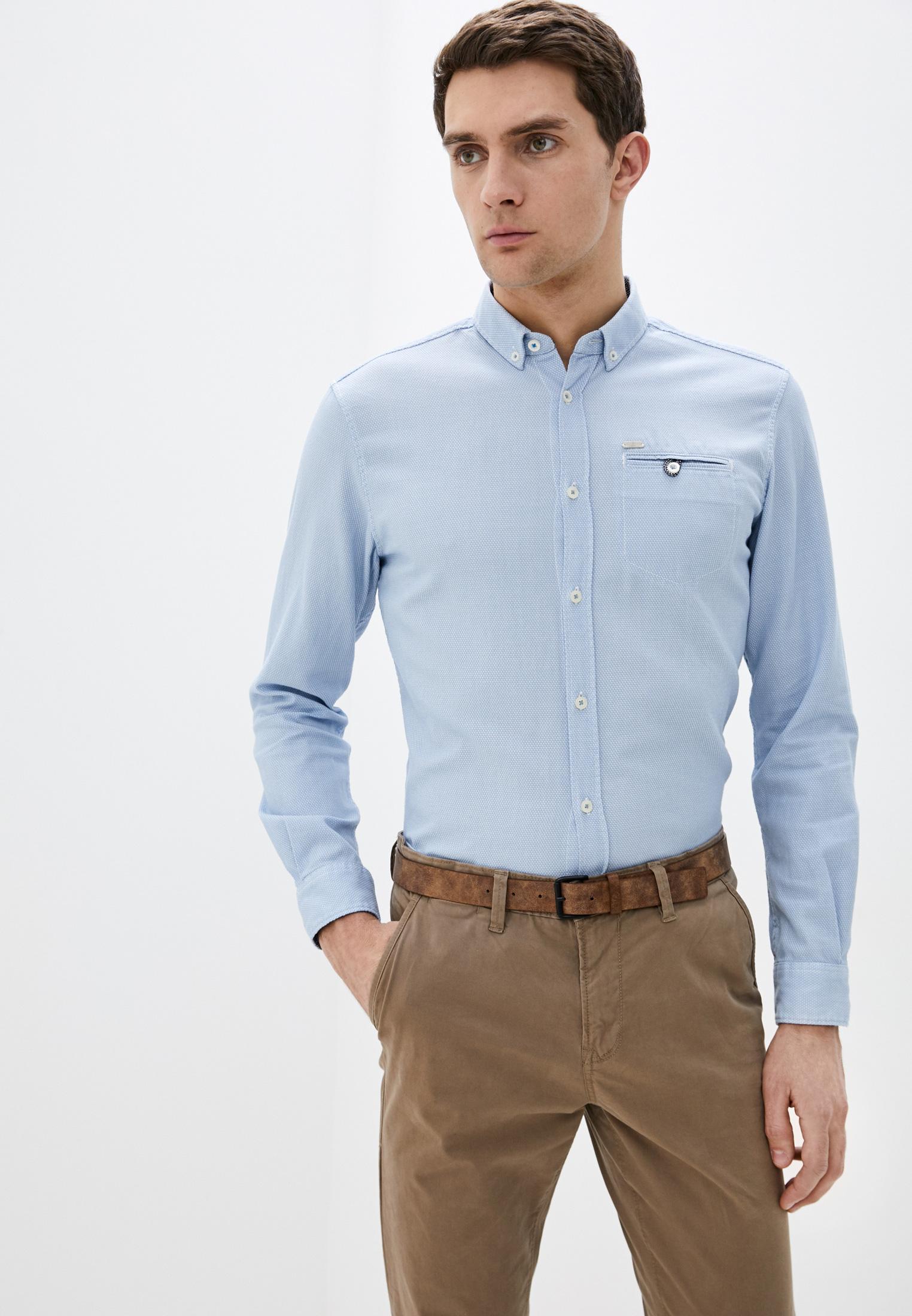 Рубашка с длинным рукавом Tom Tailor (Том Тейлор) 1016806