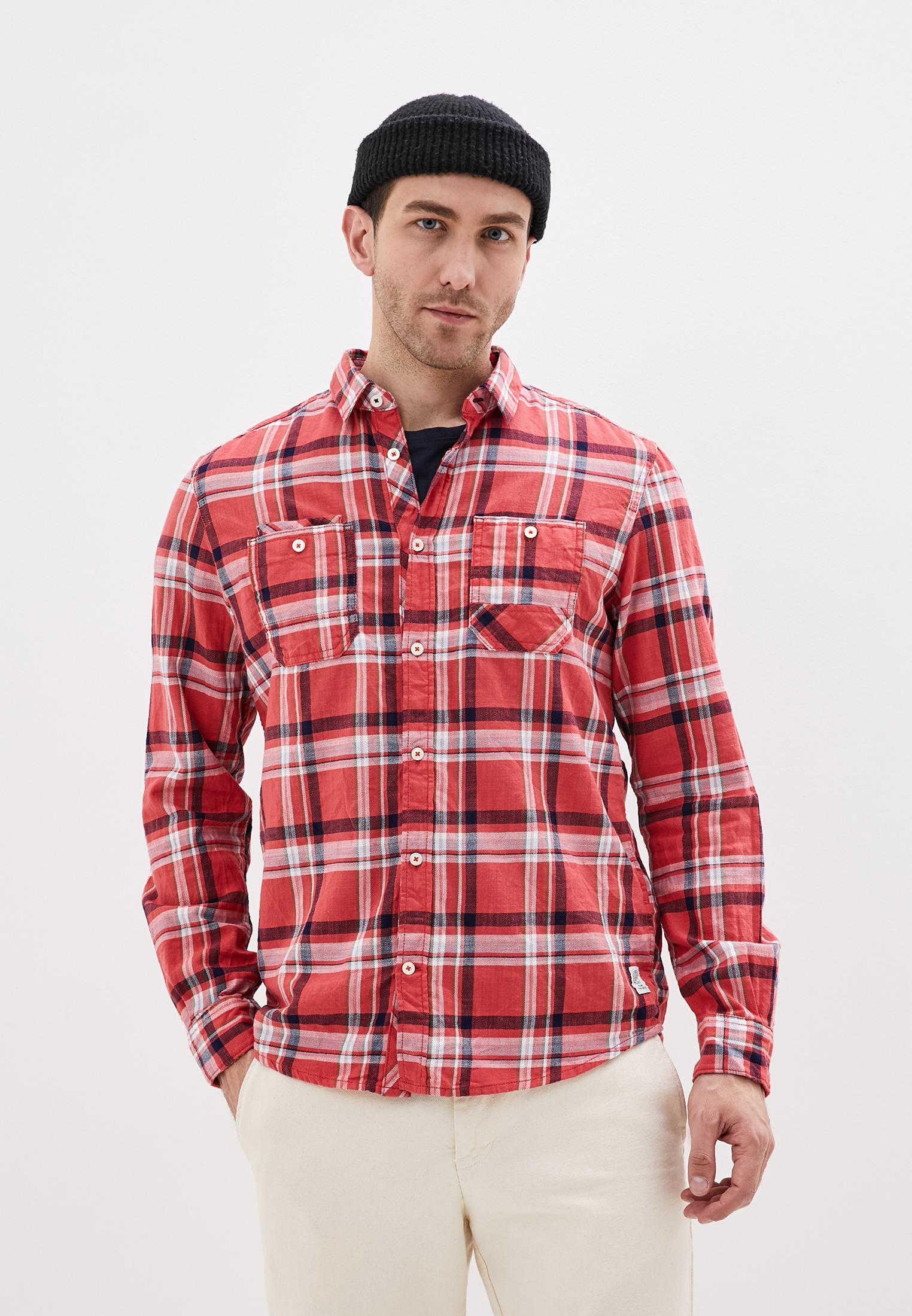 Рубашка с длинным рукавом Tom Tailor (Том Тейлор) 1016063