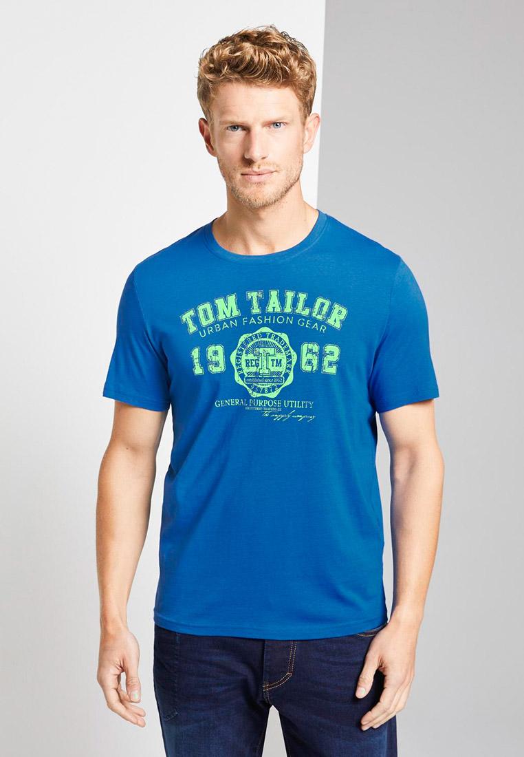 Футболка с коротким рукавом Tom Tailor (Том Тейлор) 1008637: изображение 13