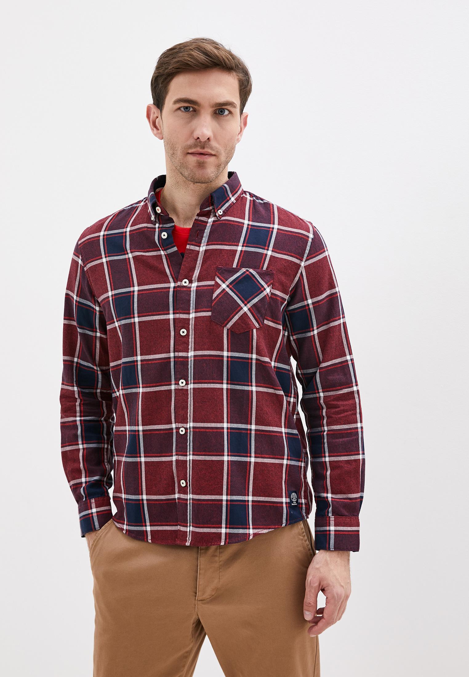 Рубашка с длинным рукавом Tom Tailor (Том Тейлор) 1016088