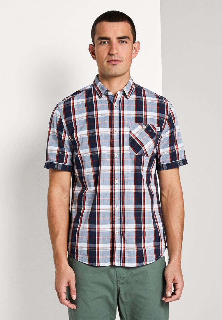 Рубашка с коротким рукавом Tom Tailor (Том Тейлор) 1017778
