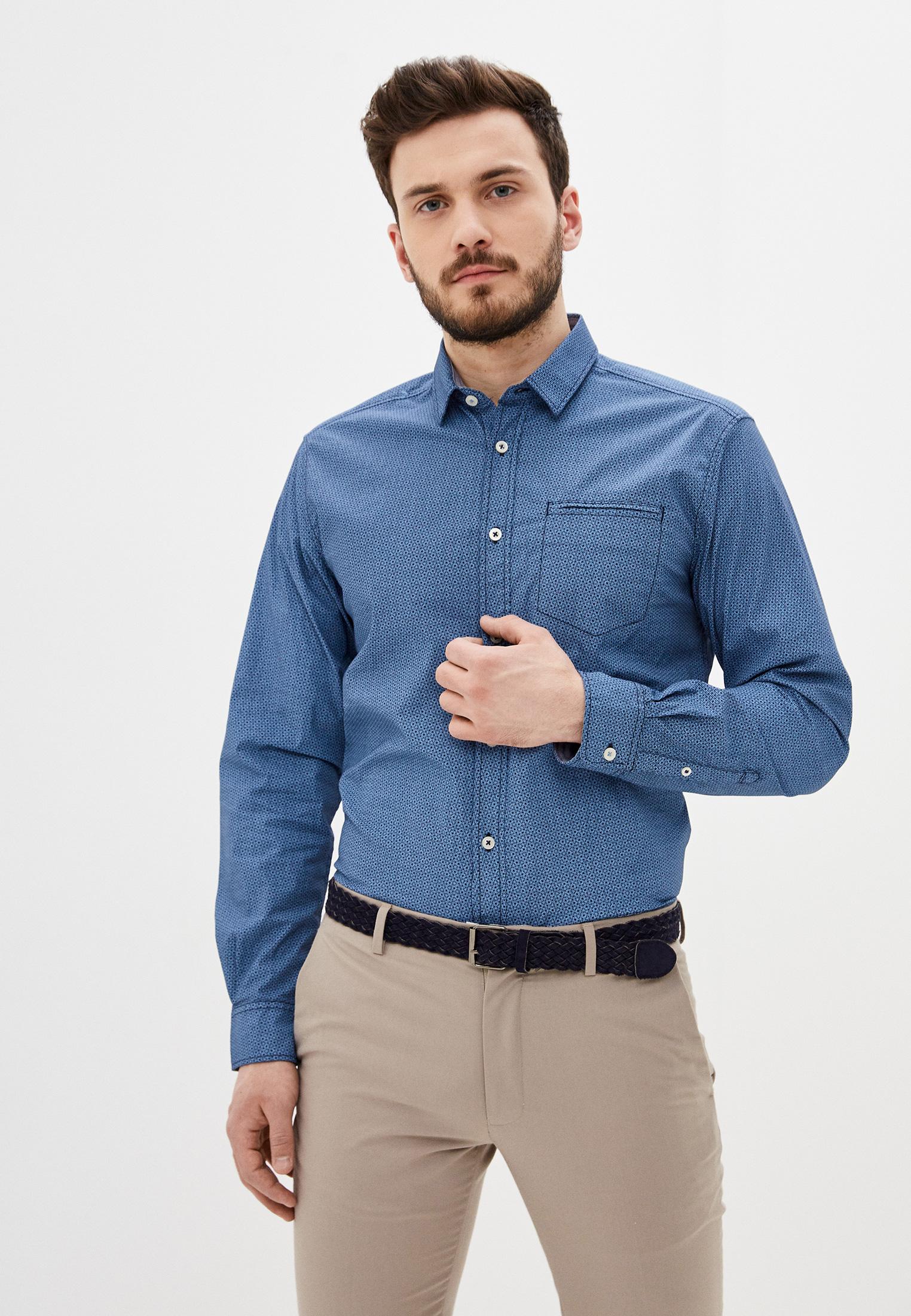 Рубашка с длинным рукавом Tom Tailor (Том Тейлор) 1017785
