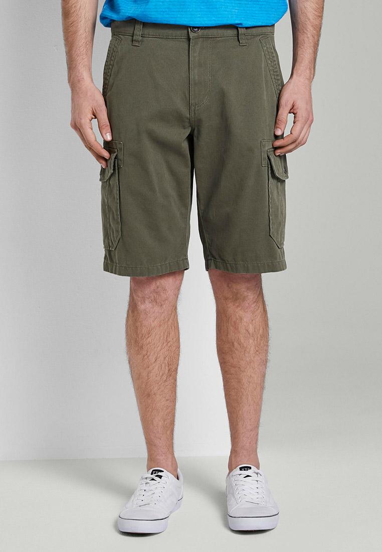 Мужские повседневные шорты Tom Tailor (Том Тейлор) 1016043: изображение 1