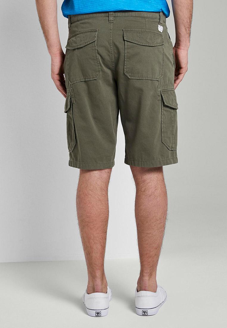 Мужские повседневные шорты Tom Tailor (Том Тейлор) 1016043: изображение 3