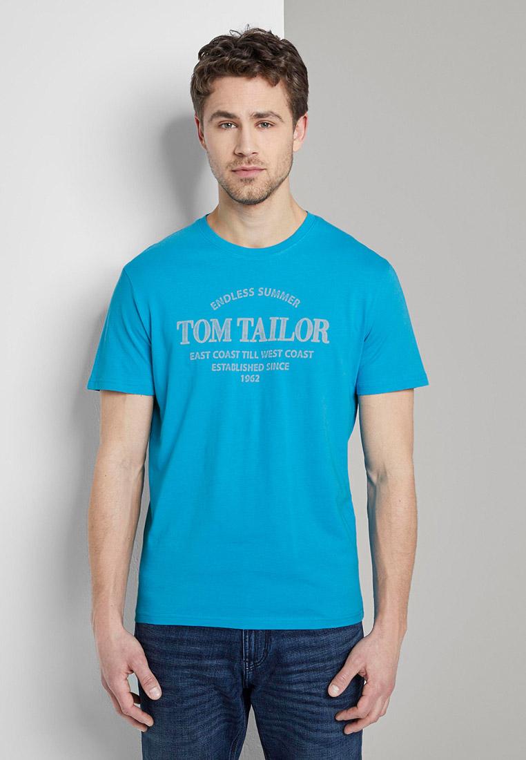 Футболка с коротким рукавом Tom Tailor (Том Тейлор) 1021171