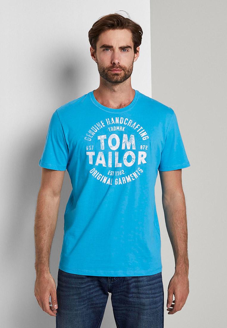 Футболка с коротким рукавом Tom Tailor (Том Тейлор) 1021179