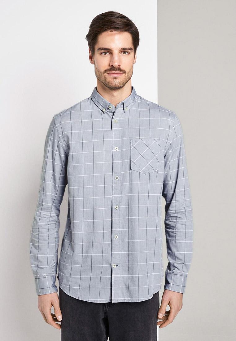 Рубашка с длинным рукавом Tom Tailor (Том Тейлор) 1017356
