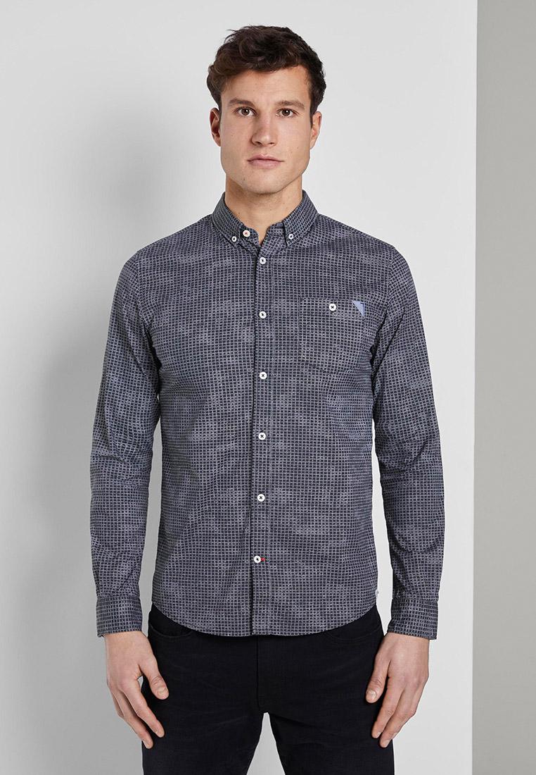 Рубашка с длинным рукавом Tom Tailor (Том Тейлор) 1017359