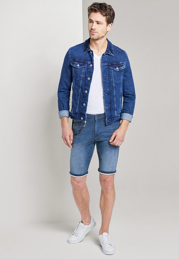 Мужские джинсовые шорты Tom Tailor (Том Тейлор) 1016041: изображение 2
