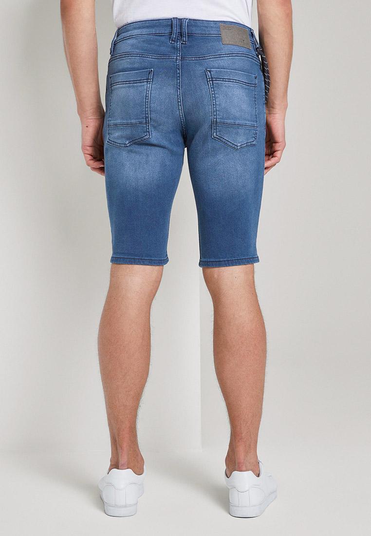 Мужские джинсовые шорты Tom Tailor (Том Тейлор) 1016041: изображение 3