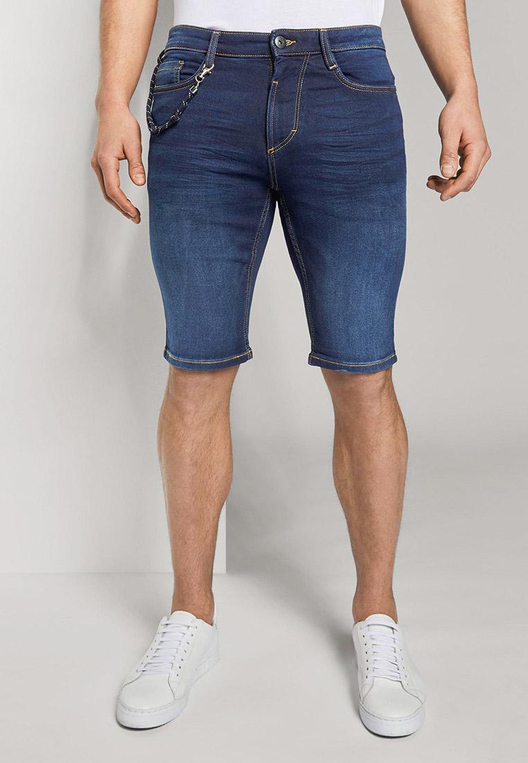 Мужские джинсовые шорты Tom Tailor (Том Тейлор) 1016041: изображение 4