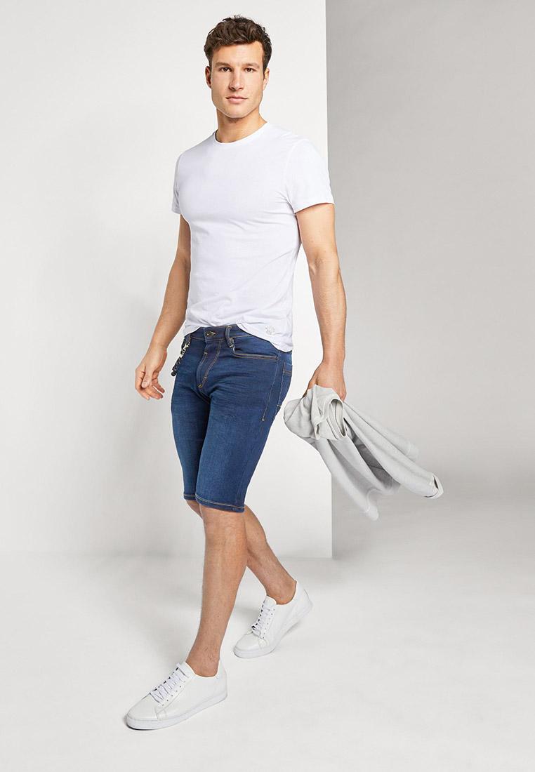 Мужские джинсовые шорты Tom Tailor (Том Тейлор) 1016041: изображение 5
