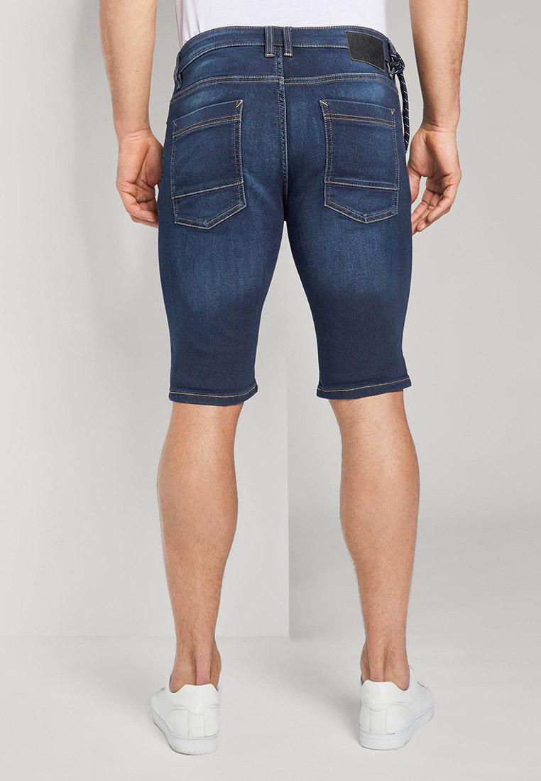 Мужские джинсовые шорты Tom Tailor (Том Тейлор) 1016041: изображение 6