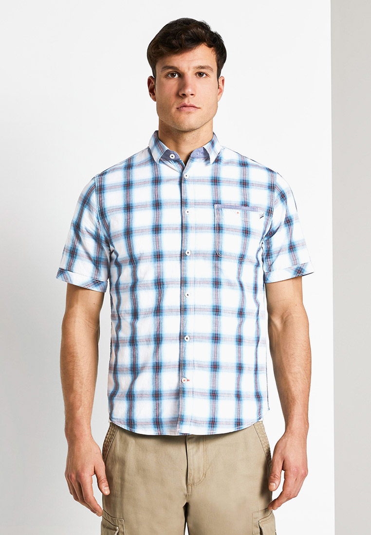 Рубашка с коротким рукавом Tom Tailor (Том Тейлор) 1017173