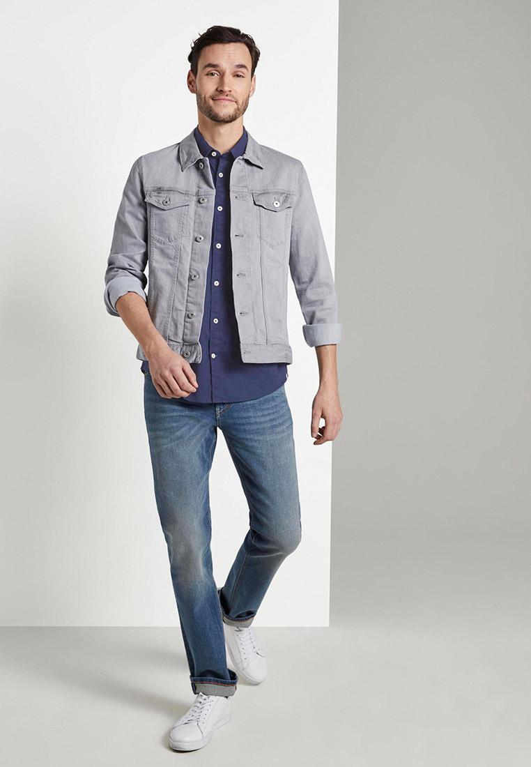 Рубашка с длинным рукавом Tom Tailor (Том Тейлор) 1017355: изображение 2