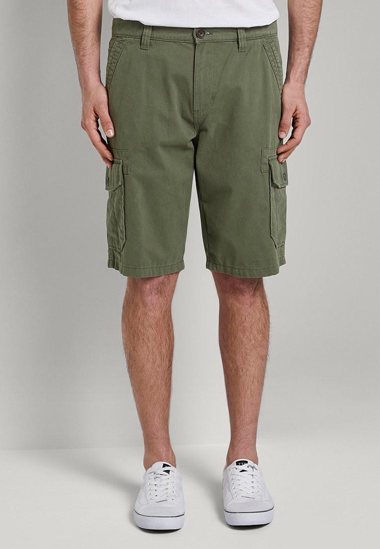 Мужские повседневные шорты Tom Tailor (Том Тейлор) 1016043: изображение 4