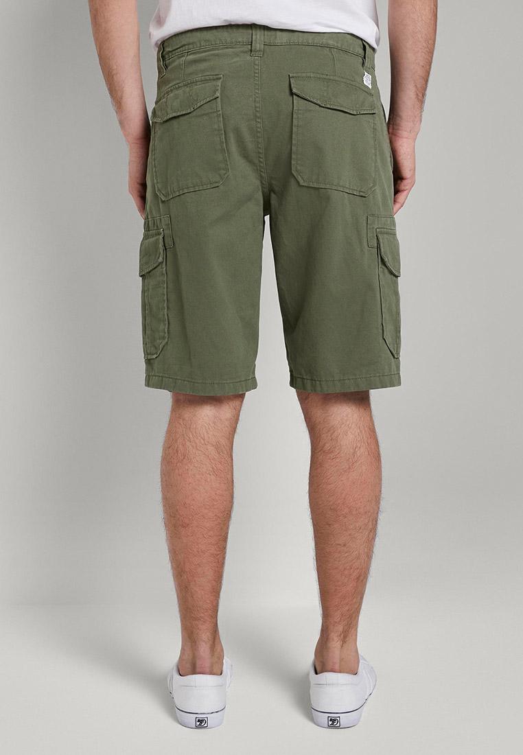 Мужские повседневные шорты Tom Tailor (Том Тейлор) 1016043: изображение 6