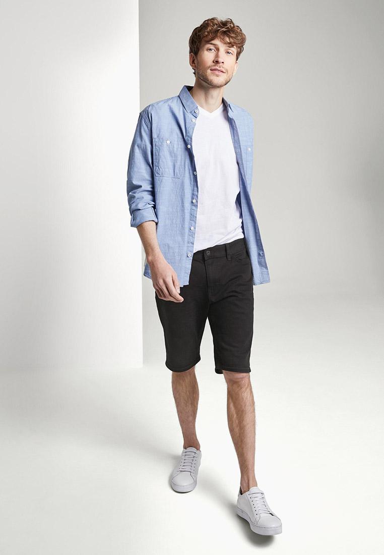Мужские джинсовые шорты Tom Tailor (Том Тейлор) 1016212: изображение 2
