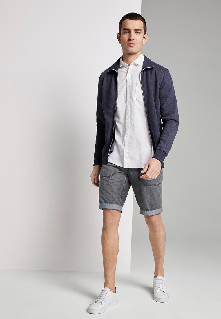 Мужские повседневные шорты Tom Tailor (Том Тейлор) 1016280: изображение 2