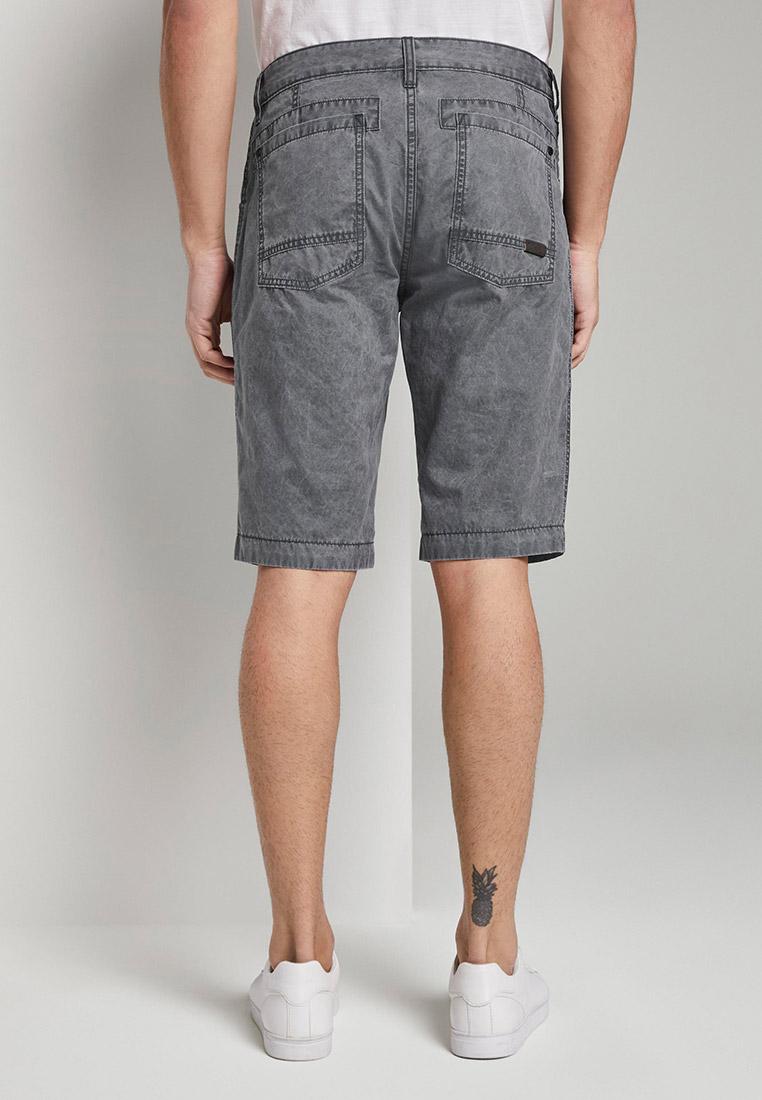 Мужские повседневные шорты Tom Tailor (Том Тейлор) 1016280: изображение 3