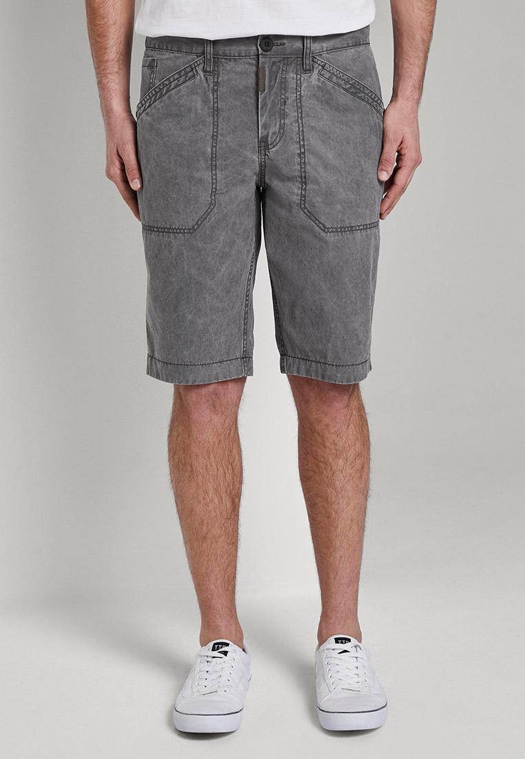 Мужские повседневные шорты Tom Tailor (Том Тейлор) 1016280: изображение 4
