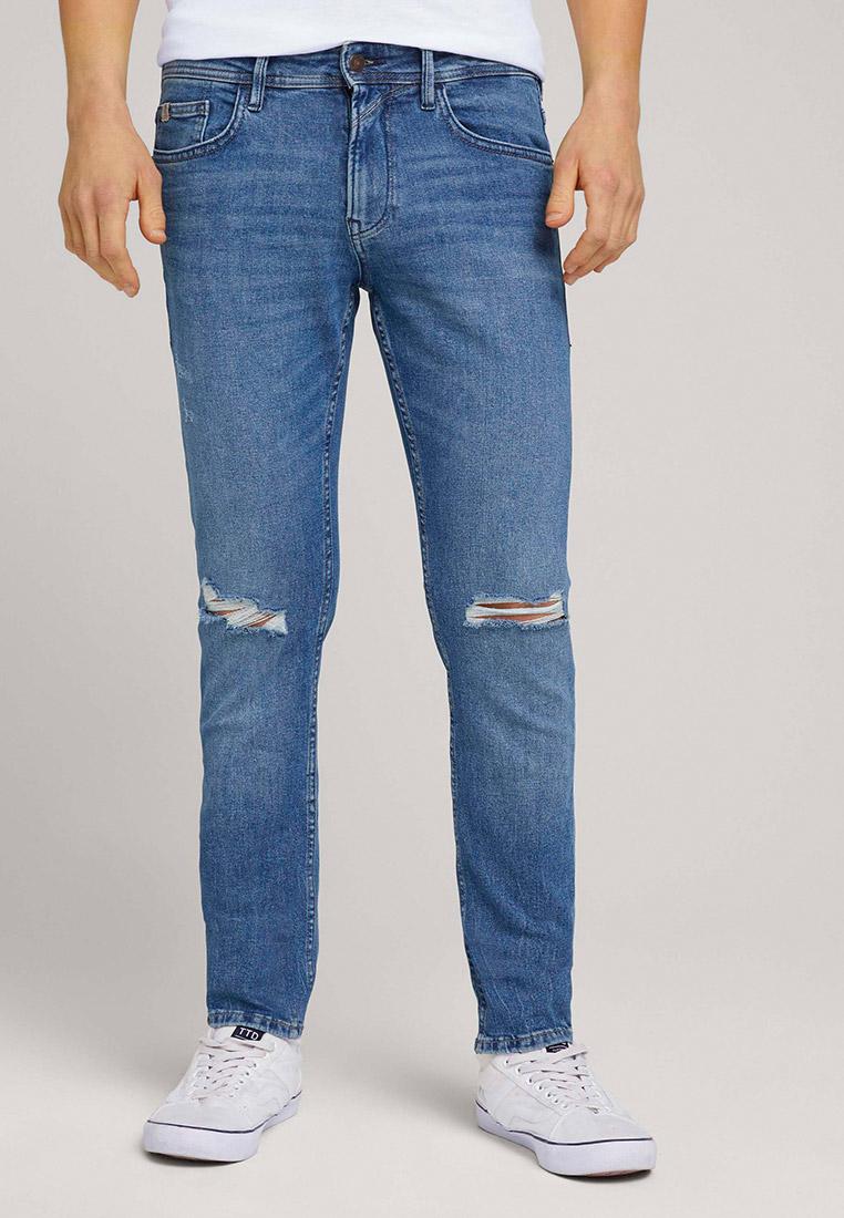 Зауженные джинсы Tom Tailor Denim 1020487