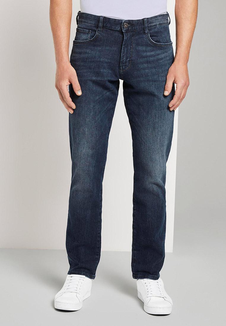 Мужские прямые джинсы Tom Tailor (Том Тейлор) Джинсы Tom Tailor
