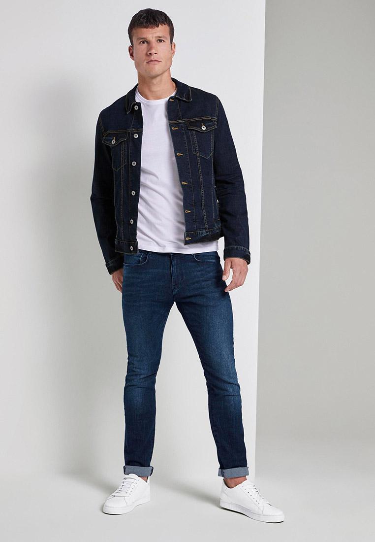 Зауженные джинсы Tom Tailor (Том Тейлор) 1021013: изображение 2