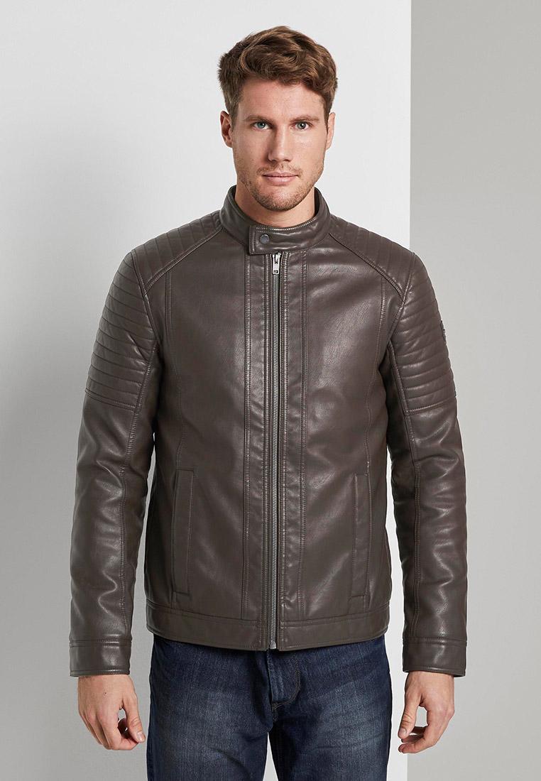 Кожаная куртка Tom Tailor (Том Тейлор) 1019698
