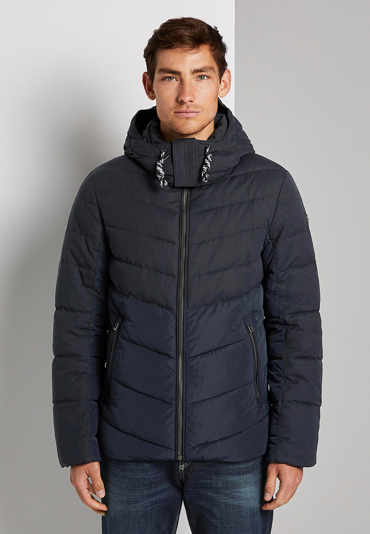 Утепленная куртка Tom Tailor (Том Тейлор) 1020700